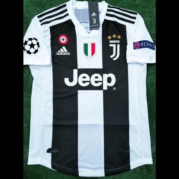 6c1a856e4 2018 19 Juventus soccer jersey DYBALA Adidas Jeep